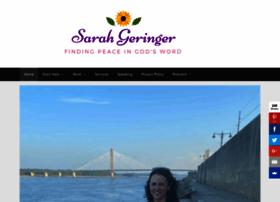 sarahgeringer.com