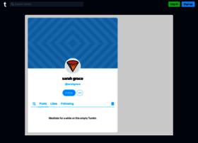 sarahgrace.tumblr.com