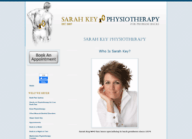 sarahkeyphysiotherapy.com