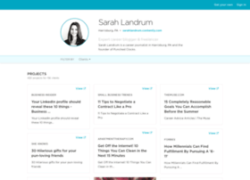 sarahlandrum.contently.com