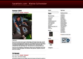 sarahlein.com