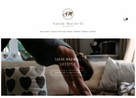 sarahmaxwell.co.uk