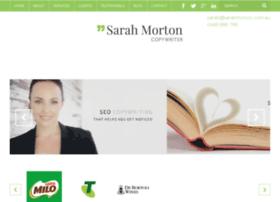 sarahmortoncopywriter.com.au