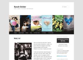 sarahockler.com