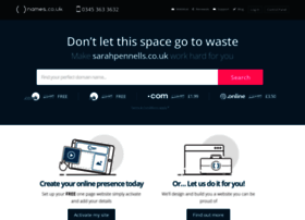 sarahpennells.co.uk