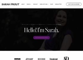 sarahprout.com