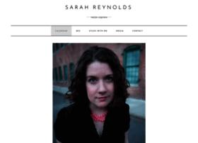 sarahreynolds.net