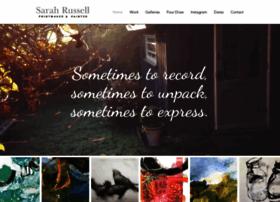 sarahrussellfineart.co.uk