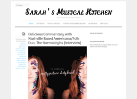 sarahsmusicalkitchen.com