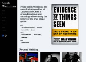 sarahweinman.com