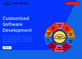 saralsoftech.com