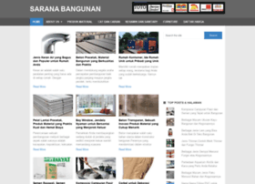 sarana-bangunan.com