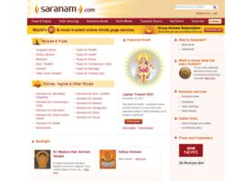 Saranam.com