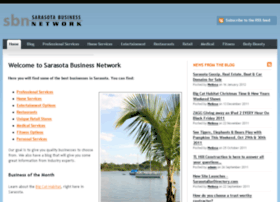 sarasotabusinessnetwork.com