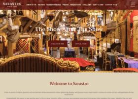 sarastro-restaurant.com