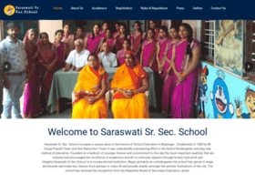 saraswatischool.org
