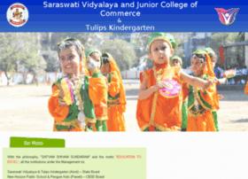 saraswatividyalaya.com