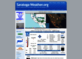 saratoga-weather.org