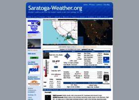saratoga-weather.org