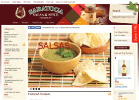 saratogasalsaandspice.com