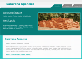 saravanaagencies.com