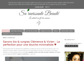 saravissantebeaute.blogspot.fr