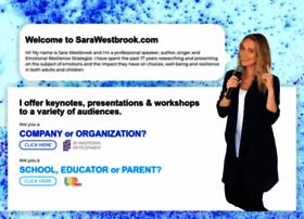 sarawestbrook.com