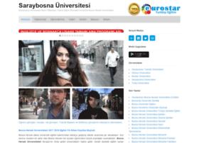 saraybosnauniversitesi.com