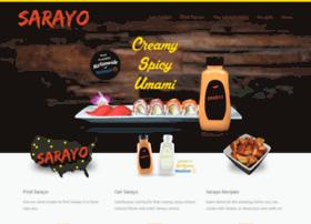 sarayosauce.com