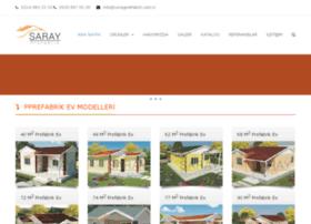 sarayprefabrik.com.tr