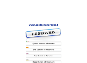 sardegnanuraghi.it
