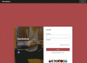 sardobox.com