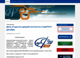 sarfti.ru