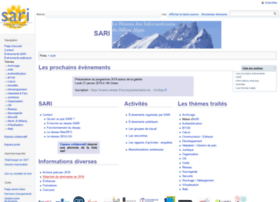 sari.grenoble-inp.fr