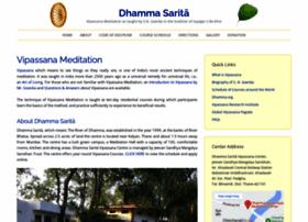 sarita.dhamma.org