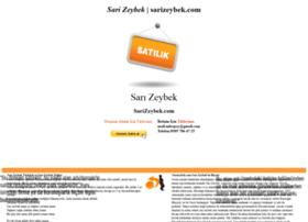 sarizeybek.com