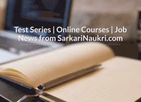 sarkarinaukri.com