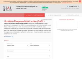sarl-sc.annonces-legales.fr