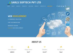 sarlssoftech.com