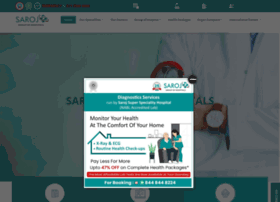 sarojhospital.com