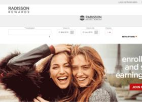 sas.radisson.com