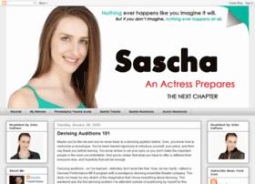 sascha-anactressprepares.blogspot.com