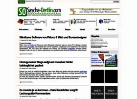 sascha-oertlin.com