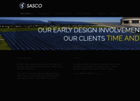 sasco.com