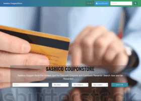 sashicocouponstore.com