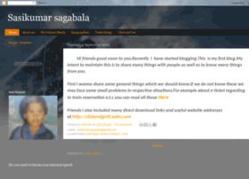 sasikumarsagabala.blogspot.com