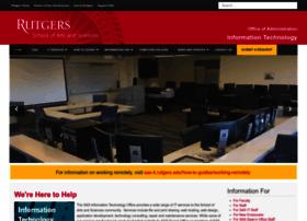 sasit.rutgers.edu