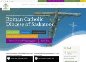 saskatoonrcdiocese.com