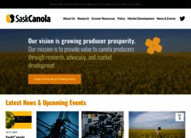 saskcanola.com