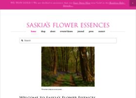 saskiasfloweressences.com